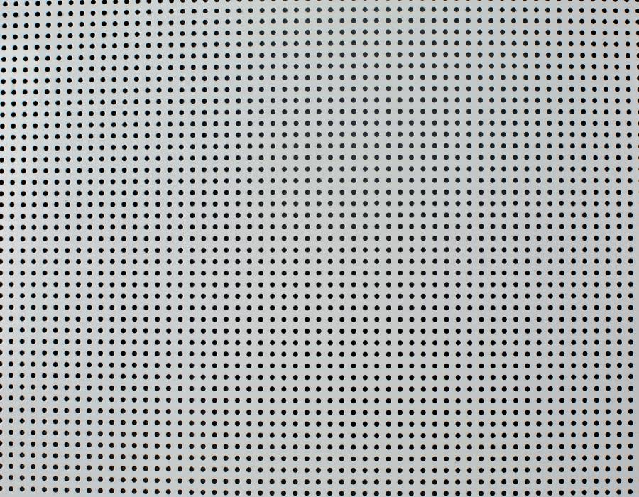 Metal Ceiling Perforated